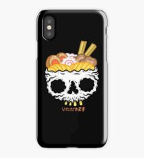 ITADAKIMASU- Ramen iPhone Case