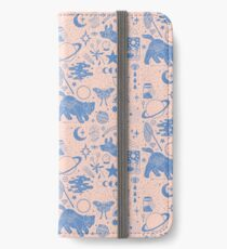 Collecting the Stars iPhone Wallet/Case/Skin
