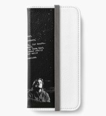 SAM, DEAN, BABY, AND STARS iPhone Wallet/Case/Skin