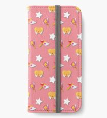 Card Captor Sakura Pattern iPhone Wallet/Case/Skin