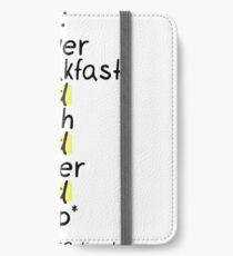 TO DO: READ iPhone Wallet/Case/Skin