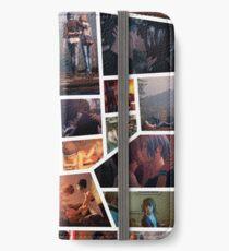 Preisfeld fühlt sich an iPhone Flip-Case/Hülle/Klebefolie