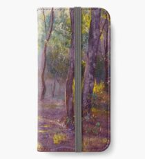 'The Coolness of Morning' iPhone Wallet/Case/Skin