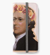 Hamilton II iPhone Flip-Case/Hülle/Klebefolie