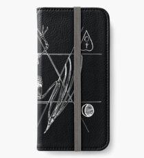 CREATURE SKELETON iPhone Wallet/Case/Skin