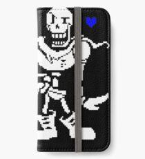 undertale iPhone Wallet/Case/Skin