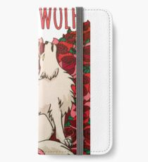 Bad Wolf Roses iPhone Wallet/Case/Skin