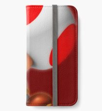 Toad iPhone Wallet/Case/Skin