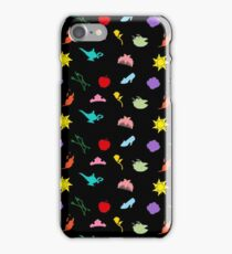 Princess Symbol Pattern Variant iPhone Case/Skin