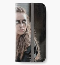 The 100 - Lexa (3x04) iPhone Wallet/Case/Skin