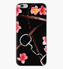 Bits, Flowers, and Bits of Flowers iPhone Case