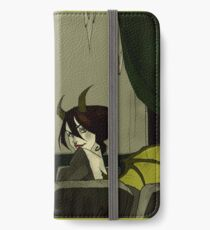 The Girls in the Back Row (Unlettered Logo) iPhone Wallet/Case/Skin
