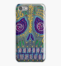 Great Electric Skull iPhone Case/Skin
