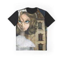 Dollhouse  - Gothic Art Graphic T-Shirt