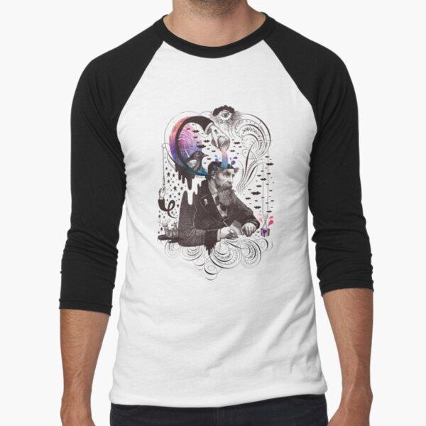 Creative Slavery Baseball ¾ Sleeve T-Shirt