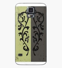 Grass Crest Shield Case/Skin for Samsung Galaxy