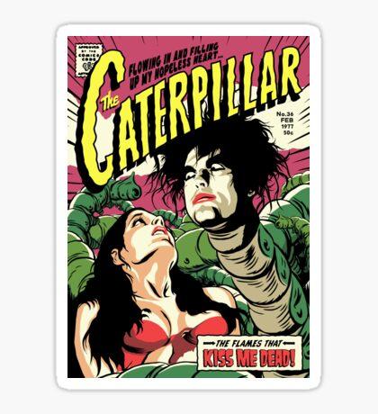TFTS | Caterpillar Sticker