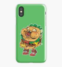 BFF Burg iPhone Case/Skin