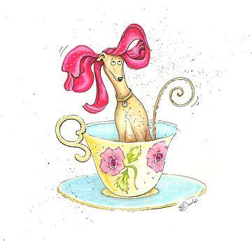 A Greyt Cuppa by ElizabethKiwi