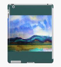 Cool hills I iPad Case/Skin