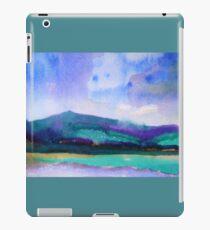 Cool hills II iPad Case/Skin
