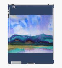 Cool hills III iPad Case/Skin