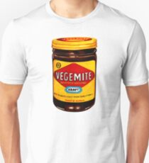 Vegemite Pattern T-Shirt