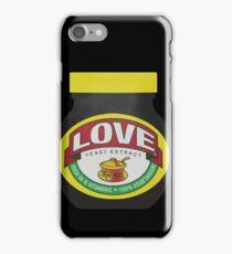 Marmite Love iPhone Case/Skin