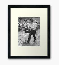 Bernie Arrest Framed Print