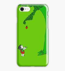 Givin' tree iPhone Case/Skin