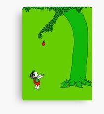Lienzo Givin 'árbol