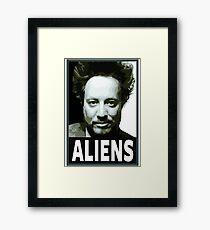 Aliens Framed Print