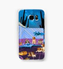 LIKE DOGS AND CATS Samsung Galaxy Case/Skin
