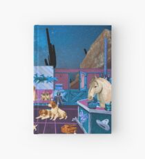 LIKE DOGS AND CATS Hardcover Journal
