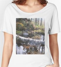 Enchanted forest in the middle of nowhere Women's Relaxed Fit T-Shirt