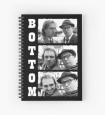 Bottom Spiral Notebook