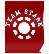 Team Stark - old reactor Poster