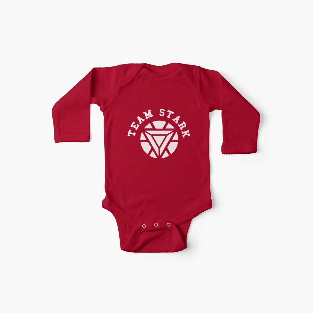 Team Stark - new reactor Baby One-Pieces