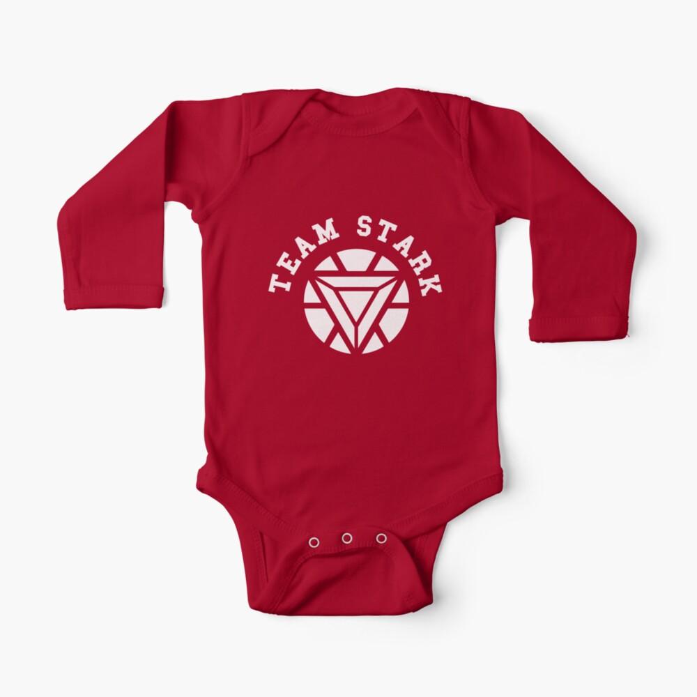 Team Stark - new reactor Baby One-Piece