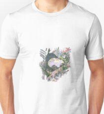 Art Totoro Unisex T-Shirt