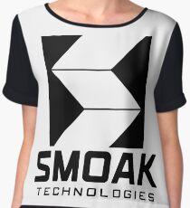 Smoak Technologies - Star City 2046 Women's Chiffon Top