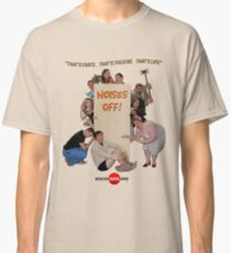 BTG Noises Off cast shirt Classic T-Shirt