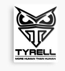 Blade Runner - Tyrell Corporation Logo Metal Print