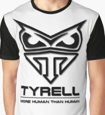 Blade Runner - Tyrell Corporation Logo Graphic T-Shirt