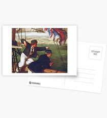 Philip Richard Morris - Two Young Midshipmen in Sight of Home,  Postcards