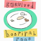 I survived hospital food by clootie