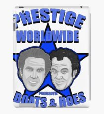 Prestige worldwide presents boats & hoes iPad Case/Skin