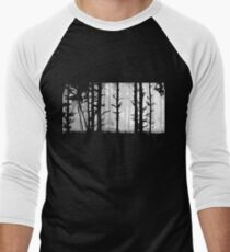 Deep In the Forest Men's Baseball ¾ T-Shirt