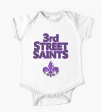 Saints row, 3rd street saints One Piece - Short Sleeve