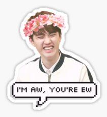 Do Kyungsoo (D.O) - EXO Sticker